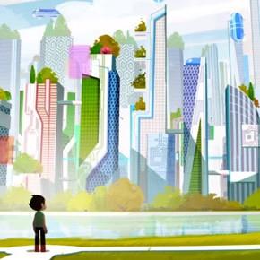 Teaser Trailer da série Astroboy Reboot
