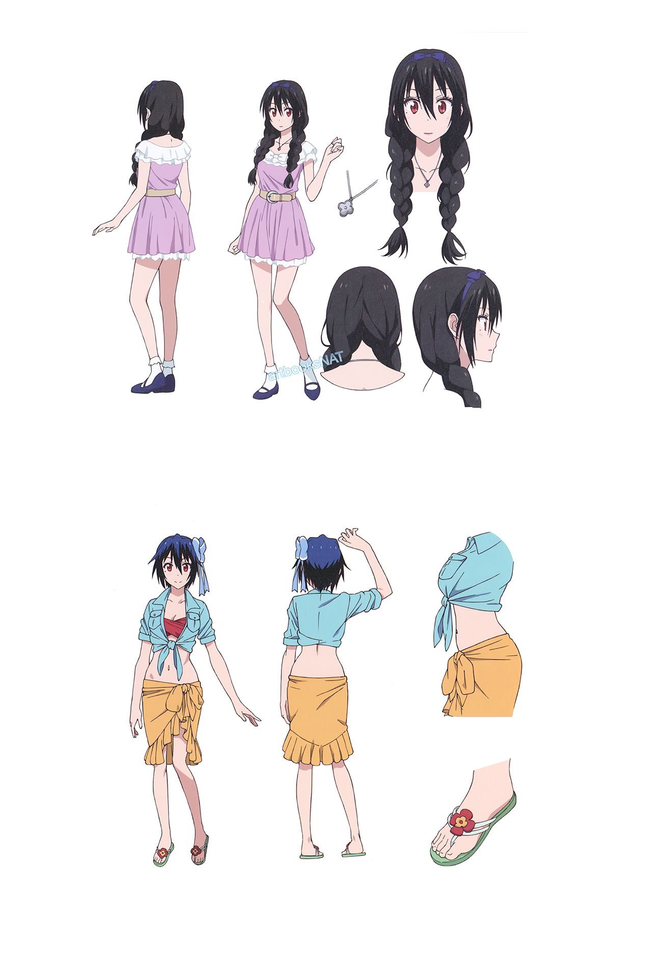 Character Design Nisekoi : Images about this character shouldn t be naked
