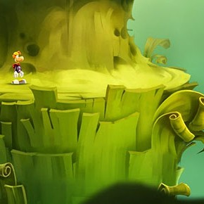Artes do game Rayman Legends, por Jean-Brice Dugait