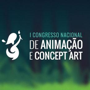 Começou o 1º Congresso Nacional de Animação e Concept Art
