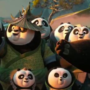 Trailer oficial #2 do filme Kung Fu Panda 3, da Dreamworks
