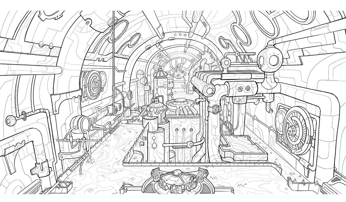 Concept Arts De Sonic Boom Por Nicolas Weis Thecab The