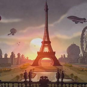 Sequência animada criada para Tomorrowland, da Disney