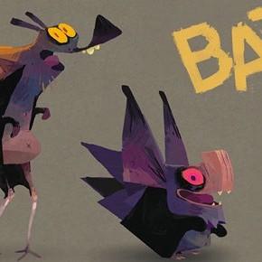 Batz, curta de Max Maleo & Aurélien Prédal