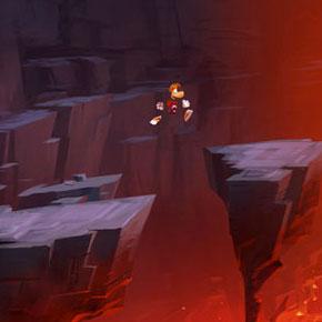 Mais artes de Rayman Legends, desta vez por Christophe Messier