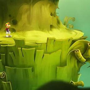 Artes do game Rayman Legends, por Jean-Brice Dugait