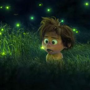 Trailer do filme The Good Dinosaur, dos estúdios Disney/Pixar