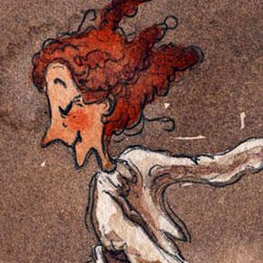 Concept Arts e versão completa do curta Guida, de Rosana Urbes