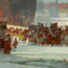 Concept Arts de Theo Prins para Guild Wars 2