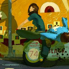 Em destaque, mais um pouco da arte de Vasili Zorin
