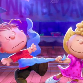 Concept Arts do filme The Peanuts Movie