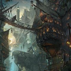 Concept Arts de League of Legends (As Regiões) post #02