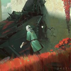 Concept Arts do game Destiny 2, por Sung Choi