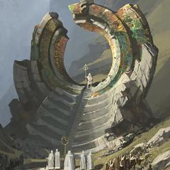 Concept Arts de League of Legends (As Regiões) post #01