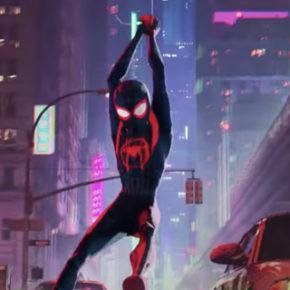 Trailer Oficial do filme Spider-Man: Into the Spider-Verse, da Sony