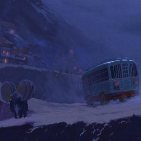 Mais artes do filme Smallfoot, por Sergio Pablos Animation