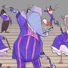 Character Designs do filme Mary Poppins Returns, por James Woods