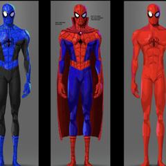 Spider-Man: Into the Spider-Verse! Em destaque, artes de Yuhki Demers