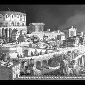 Artes de Benoit Tranchet para Playmobil - The Movie
