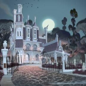 Artes de Roy Santua para o Warner Animation Group (WAG)