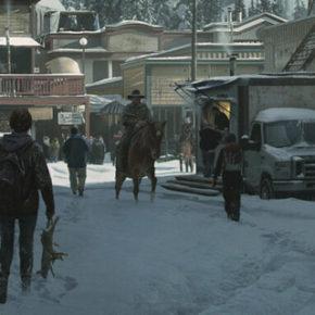 Artes do Game The Last of Us Part II, por Florent Lebrun